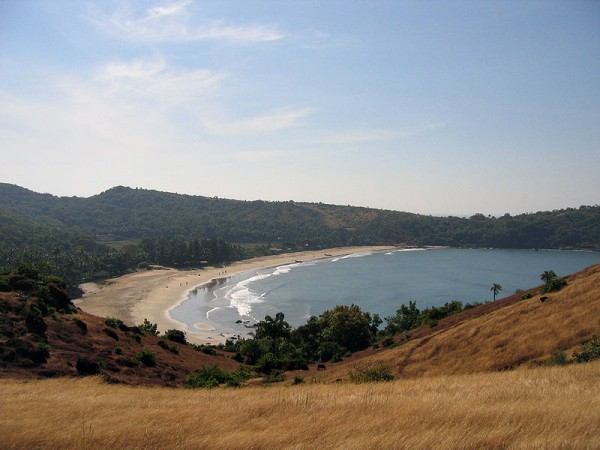 Gokarna photos, Kudle Beach - The Beach And The Coastline