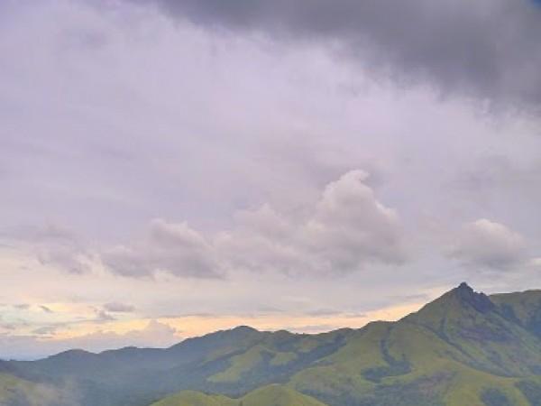 Hassan photos, Ombattu Gudda - Peak