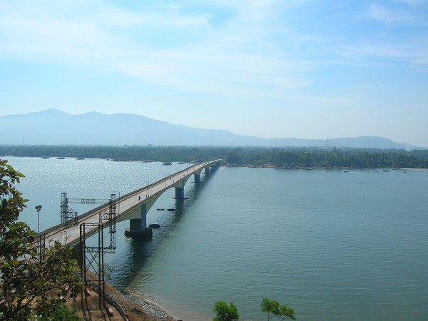 Karwar photos, Kali Bridge