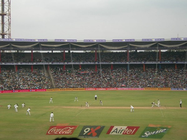 Bangalore photos, M Chinnaswami Stadium