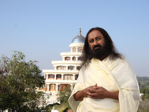 Bangalore photos, The Art of Living International Center - Sri Sri Ravi Sankar