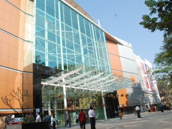 Bangalore photos, Mantri Square Mall - Outer view