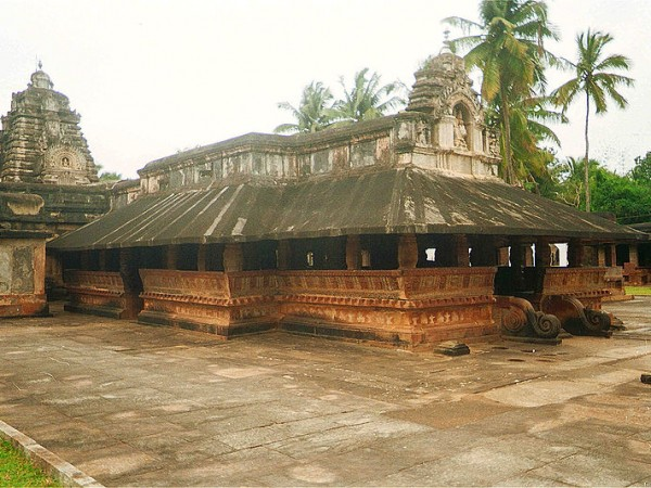 Banavasi photos, Madhukeshwara Temple