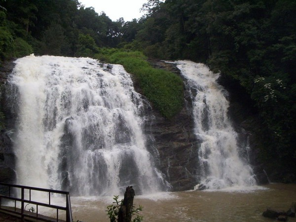 Coorg photos, Abbey Falls - Showering Falls