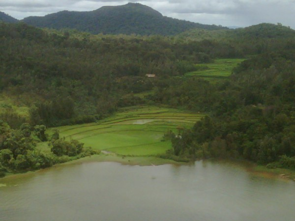 Coorg photos, Honnamana Kere - A Picturesque View