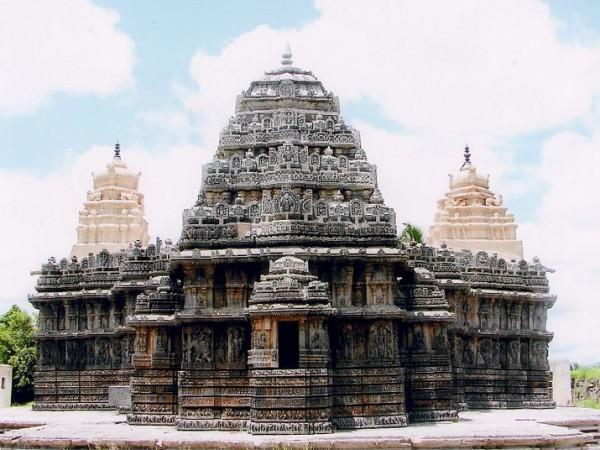 Hassan photos, Nuggehalli - Lakshminarasimha Temple