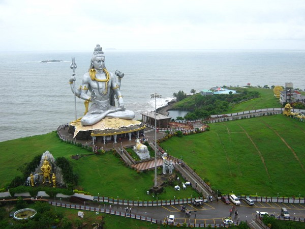 Murudeshwar photos, Statue of Lord Shiva