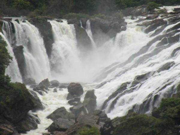 Shivanasamudra photos, Barachukki & Gaganachukki Falls
