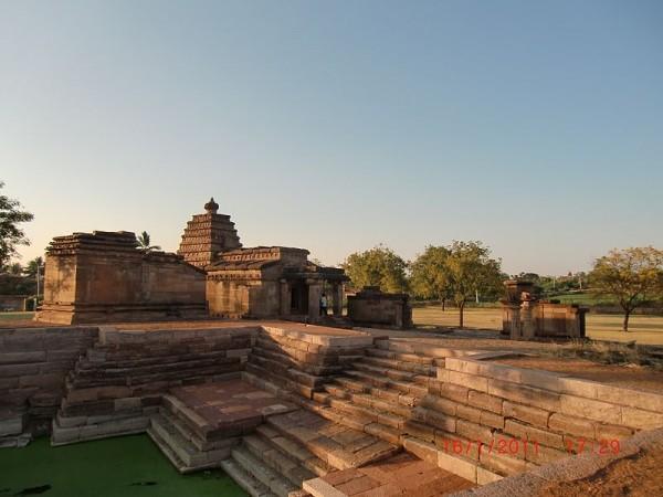 Aihole Photos - Mallikarjuna Temple Complex