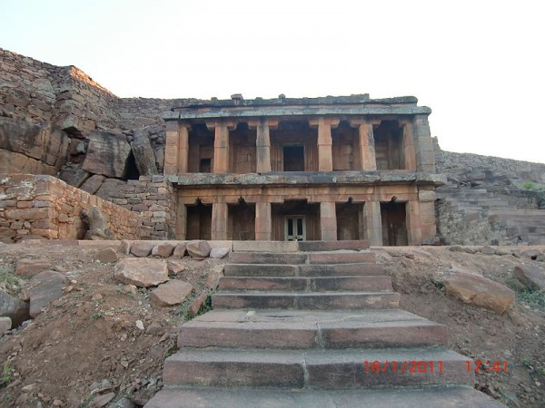 Aihole Photos - Buddhist Temple