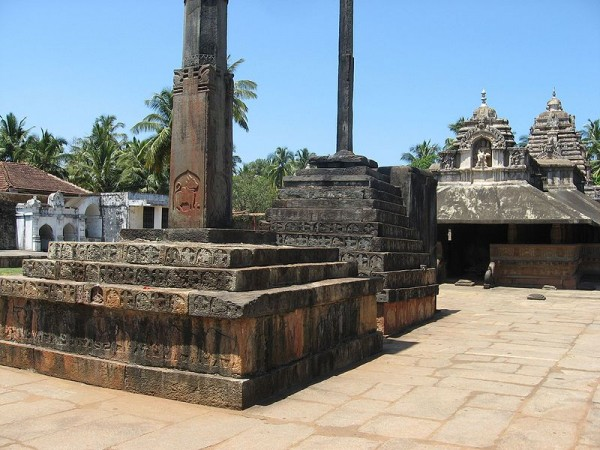 Banavasi Photos - Madhukeshwara Temple Premises