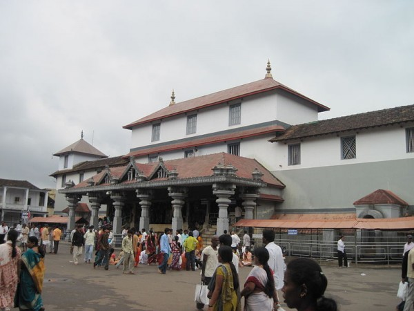 Dharmasthala Photos - Temple Premises