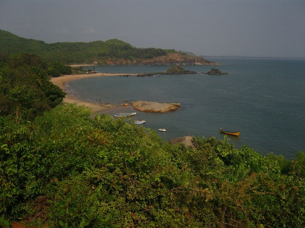 Gokarna Photos - Om Beach