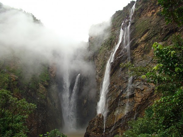 Jog falls Photos - The Gushing Water