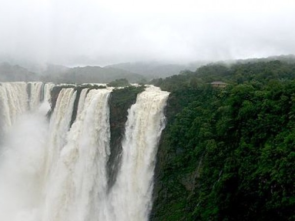 Jog falls Photos - Panoramic View
