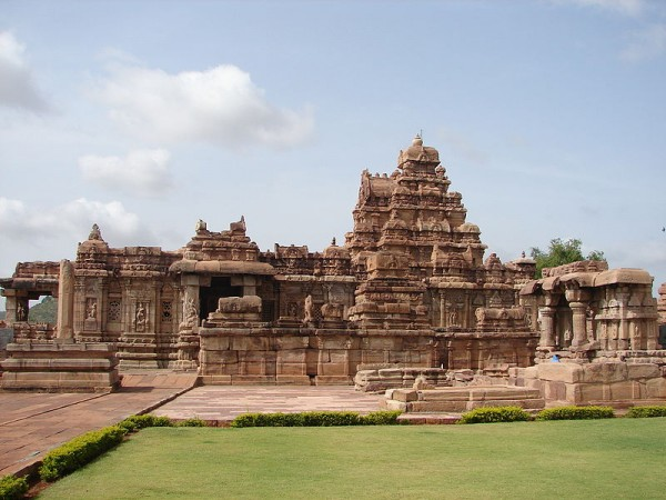 Pattadakal photos, Virupaksha Temple