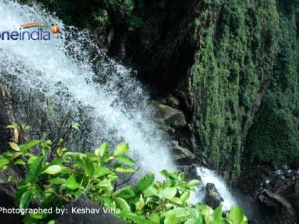 Agumbe photos, Onake Abbi Falls