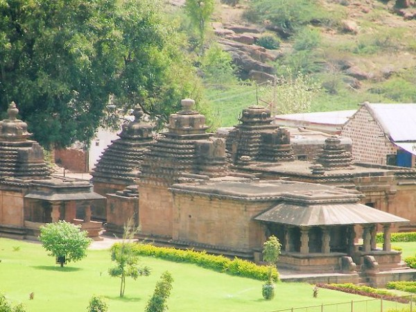 Badami photos, Mallikarjuna Temple
