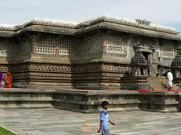 Belur photos, Chenna Kesava Temple
