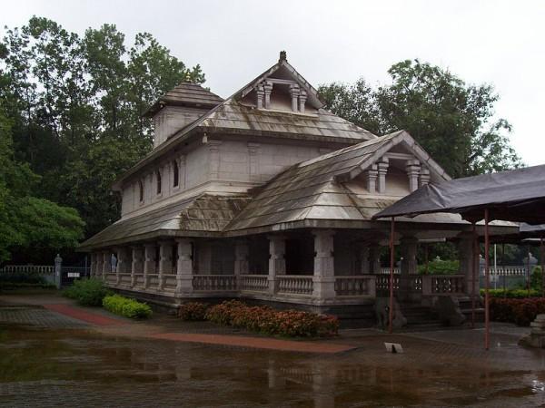 Dharmasthala photos, Chandranatha Swamy Basadi