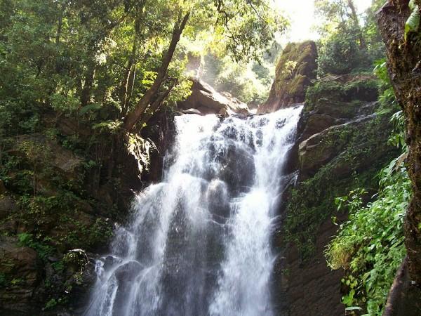 Kudremukh photos, Hanuman Gundi Falls