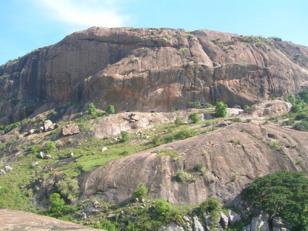 Ramanagaram photos, Rock Climbing Region
