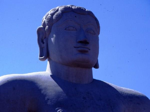 Sravanabelagola photos, Gommatesvara Statue