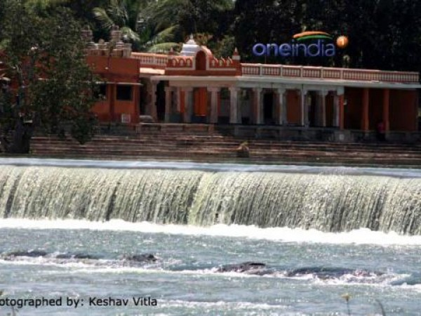 Srirangapatna photos, Balmuri Falls