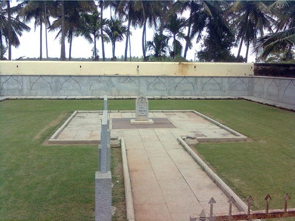 Srirangapatna photos, Tipu's Death Place