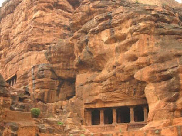 Badami Photos - Cave