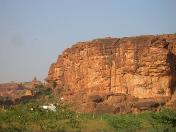 Badami Photos - Side view