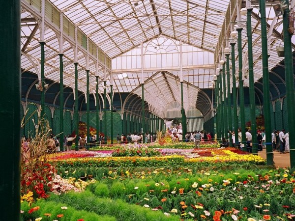 Bangalore Photos - Inside Glass House