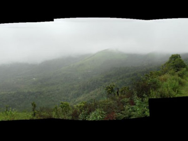 Chikmagalur Photos - A Panoramic View