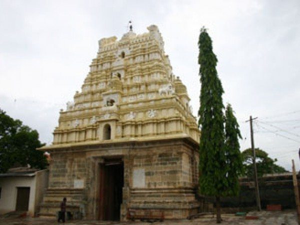 Gadag photos, Veeranarayana Temple - Temple tower