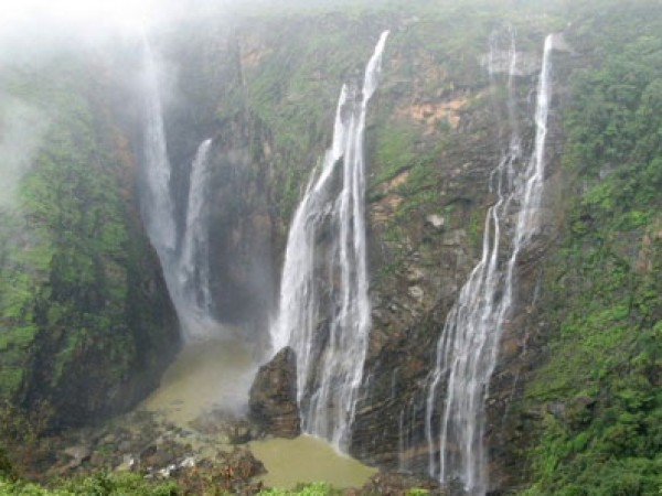 Jog falls Photos - Misty Look