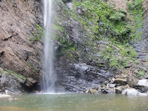 Agumbe photos, Koodlu Theertha Falls