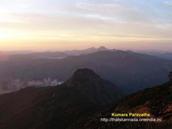 Kukke Subramanya photos, Kumara Parvatha