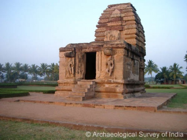 Pattadakal photos, Kadasiddhesvara Temple