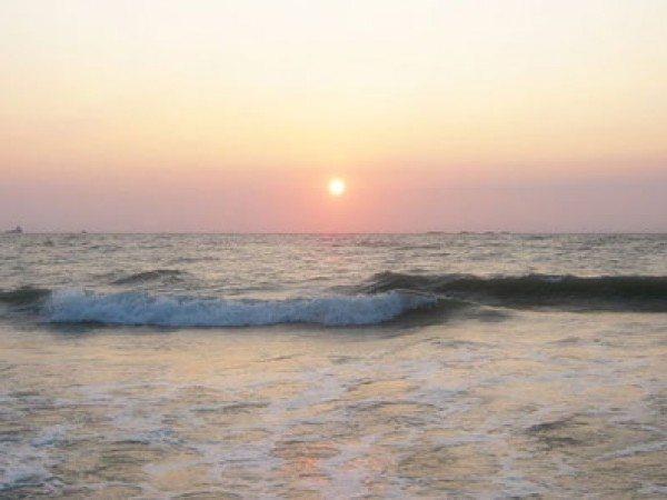 Malpe Photos - Sunrise At Beach