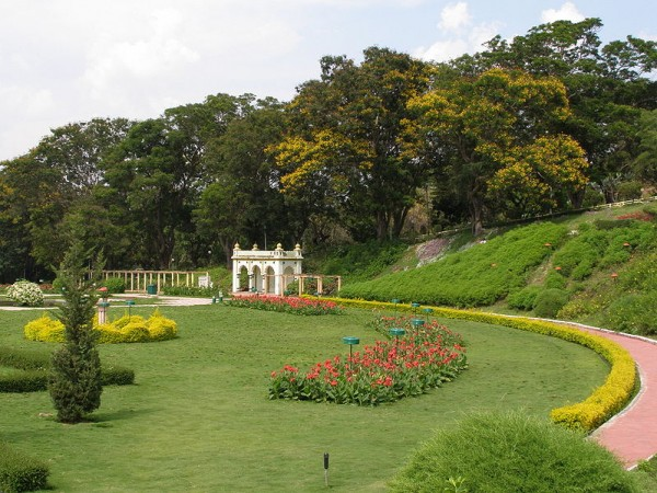 Mysore photos, Brindavan Gardens - KRS Gardens