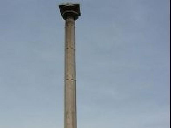 Belur photos, The Gravity Pillar