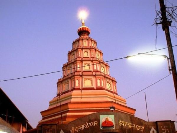 Durshet photos, Shri Ballaleshwar Ashtavinayak
