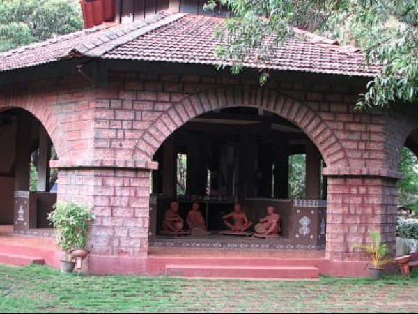 Sawantwadi photos, Shilpgram - Inside view