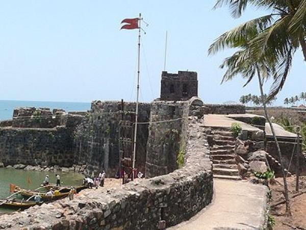 Sindhudurg photos, Sindhudurg - Fort view