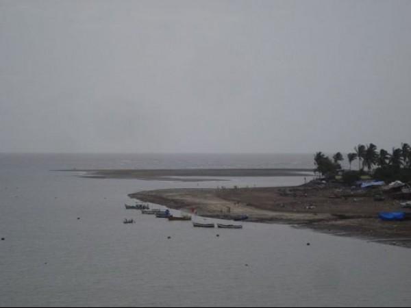 Bordi photos, Dahanu Fort