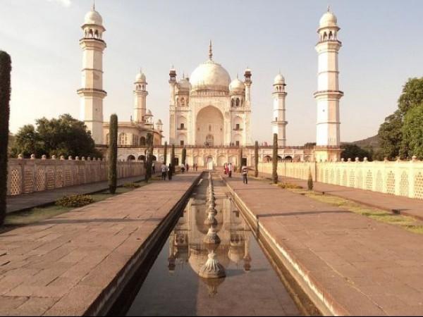 Aurangabad photos, Bibi ka Maqbara - A Scenic View