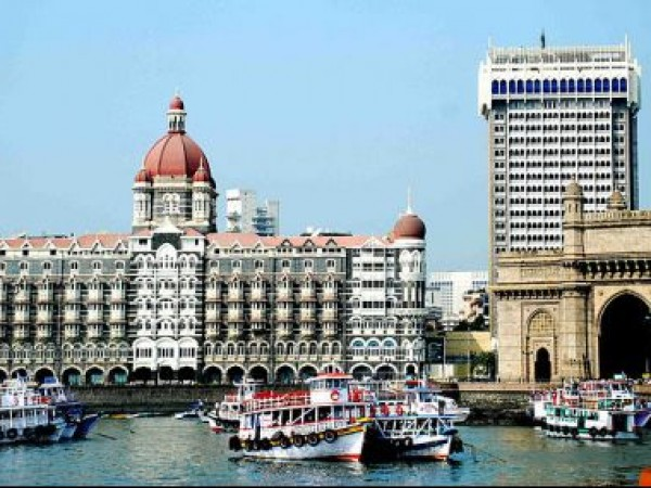 Mumbai photos, Gateway of India - Taj