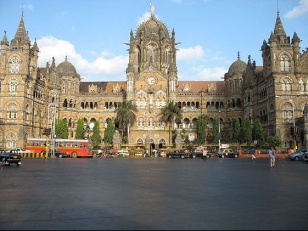 Mumbai photos, VT Railway Station - A View