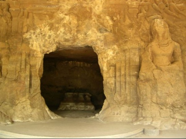Elephanta photos, Smaller Cave