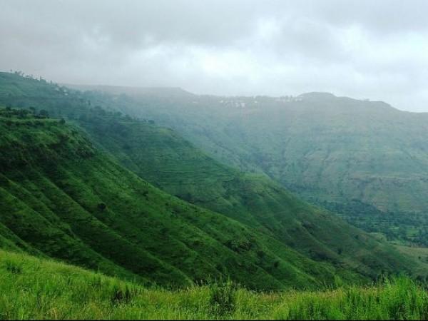 Panchgani photos, Panchgani Hill